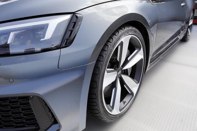 아우디 고성능 모델 '뉴 RS5 쿠페', 한국타이어 장착한다