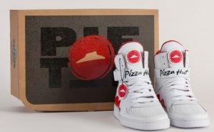 '피자 주문해주는 스마트 농구화'…피자헛, 광주 디자인 비엔날레에서 '파이 탑스' 선보여