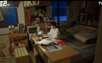 [ET-ENT 드라마] '아르곤'(2) 천우희의 이연화로부터 '아르곤' 속 '미생'을 느끼다