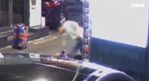 신종령, 눈물 호소는 다 거짓이었나? '죽일 듯이 달려드는' CCTV 공개