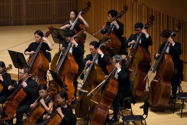 '클라라 주미 강의 코른골트 협주곡' 공연사진. 사진=서울시립교향악단 제공