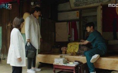 [ET-ENT 드라마] '병원선'(8) 모녀의 가슴 절절한 감동에 굳이 한의사 비하 논란을?