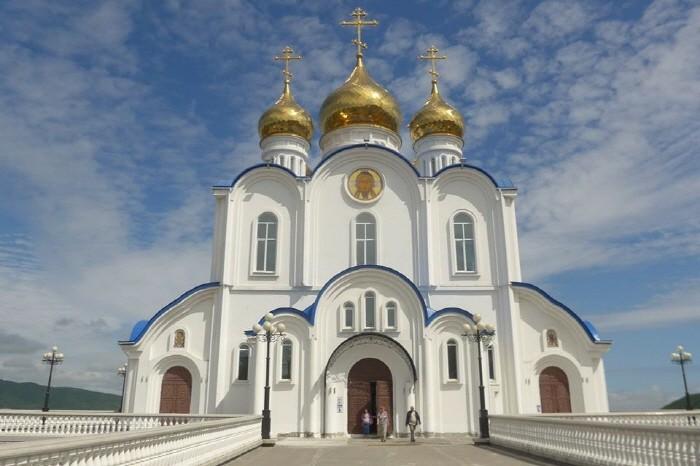 백년된 성당
