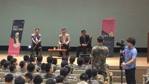 SBA, '전역예정장병-중소기업간 화려한 만남 이룬다'