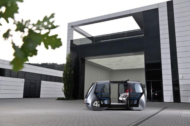 폭스바겐, 자율주행차 라인업 확장한다
