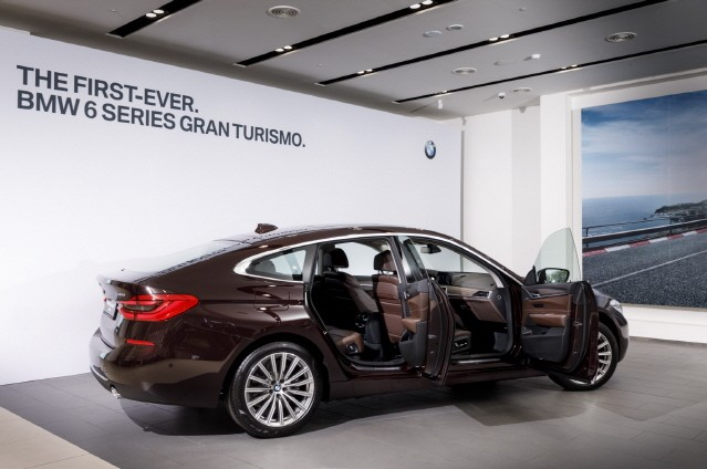 BMW, 뉴 6시리즈 그란 투리스모 사전 예약 '스타트'