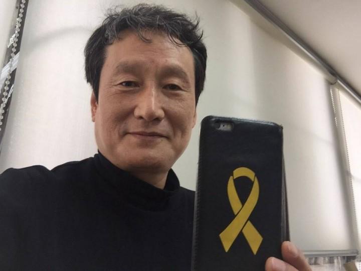 """김여진·문성근 합성사진, 국정원 제작 논란...문성근 """"아 이 미친것들"""""""