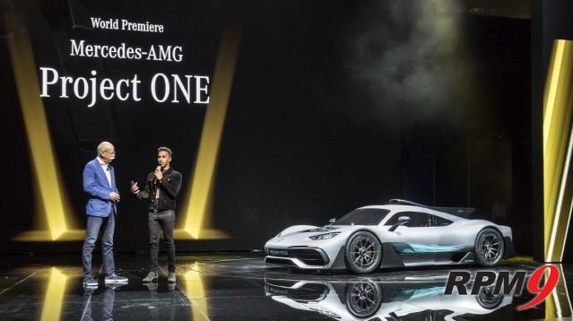[2017 프랑크푸르트 모터쇼] 벤츠, 5년 내에 전기차 50개 출시