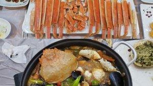 [그린미식회] 동해안 제철 먹거리 대게와 어우러지는 맛의 향연, 신림역 맛집 '미남대게'