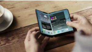 삼성 '인폴딩' 폴더블폰 개발 착수…기술 축적도 높아 상용화 급물살