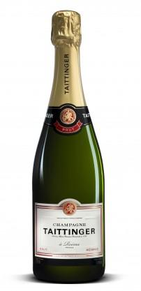 하이트진로는 세계적인 명품 샴페인 '떼땅져(Taittinger)'의 유통채널 확대를 통해 와인 마케팅 강화에 나섰다. 사진=하이트진로 제공