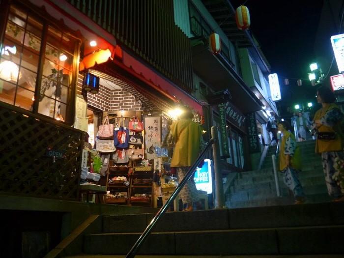 [허여사의 여행일기 일본편 Day-1] 군마현 이카호온천과 돌계단길