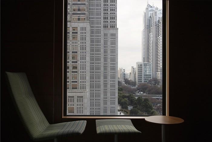 The Window, Hyatt Regency Tokyo, Tokyo, Japan, Jan 2010
