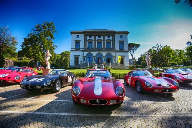 페라리, 250 GTO 출시 55주년 기념 특별 랠리 열어