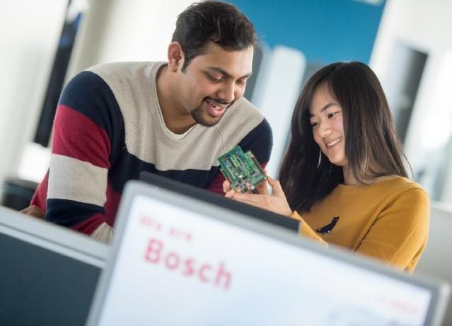 보쉬, 외국인투자기업 채용박람회서 유능한 인재 찾는다