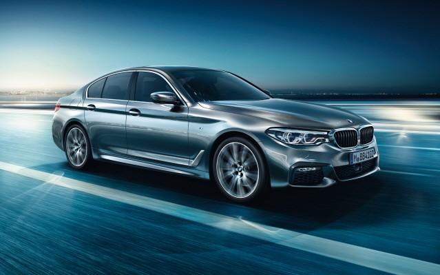 BMW 520d, 9월 최다 판매…벤츠는 브랜드 선두