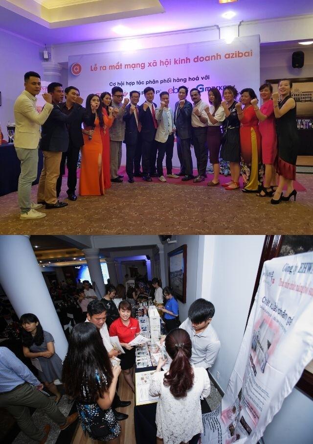 (위쪽부터) 케이그룹-아지바이간 협약, 한국상품 수출발표회의 모습.