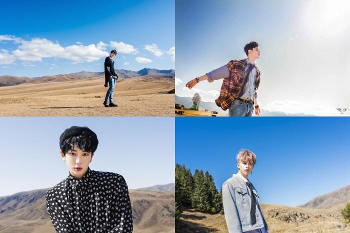 Mnet '소년24'에서 '팬 선물 되팔기' 논란으로 뭇매를 맞은 바 있는 유영두가 신인그룹 '인투잇'의 지안으로 등장, 대중의 마음을 치유할 수 있을지 주목된다. (사진=MMO엔터테인먼트 제공)