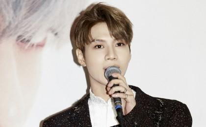 [ET-ENT인터뷰] 'SM 매력 에이스' 태민, 가을을 매료시킨 부드러운 카리스마 (솔로콘서트 'off-sick' 기자회견)