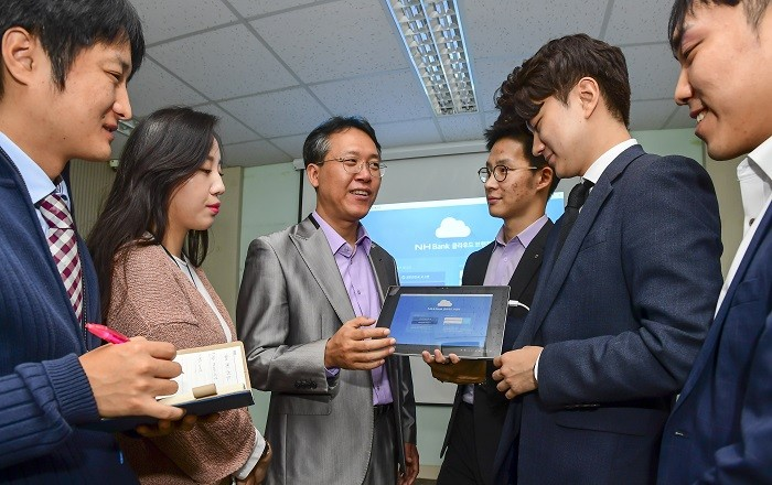 클라우드 기반의 기업자금관리서비스(CMS) '클라우드브랜치'