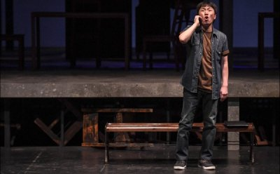 [ET-ENT 연극] '옥상 밭 고추는 왜'(2) 사랑과 공격성은 인간을 움직이게 만드는 원동력