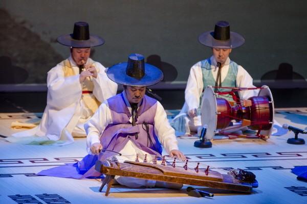 '모던 국악 기행 - 남도의 멋' 공연사진. 사진=국립극장 제공
