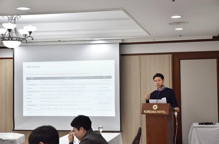 베스핀글로벌 SaaS 기반 알람 및 이벤트 자동 관리 서비스 'BSP OpsNow' (옵스나우)기자간담회