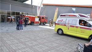 SETEC, 전시장 안전 및 화재 대비능력 검증완료