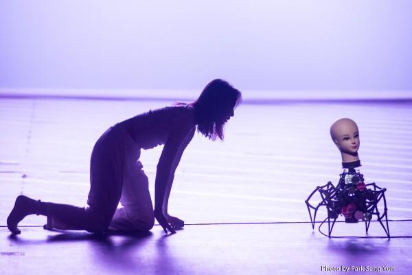 '리버런 : 불완전한 몸의 경계' 공연사진. 사진=서울세계무용축제(시댄스, SIDance) 제공