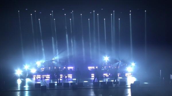 고은성, 곽동현, 박상돈, 이동신 '오버더크로스오버' 콘서트 공연사진. 사진=하늘이엔티 제공