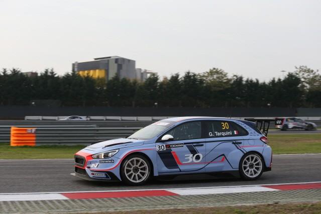 현대차 첫 경주차 i30 N TCR, 유럽서 우승