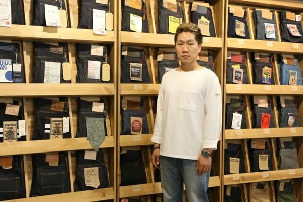 CEO Shin Dae-sung of Mode-Man