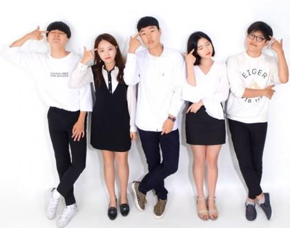 (사진 왼쪽부터) '책 it out'의 팀원 최용우(26), 이현진(21), 박주형(25), 현지윤(23), 허빈(22)씨. 사진='책 it out' 제공