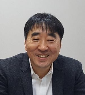 토종 스마트팩토리 구축 업체이자 히든챔피언인 진코퍼레이션의 이창희대표. 사진=이재구기자