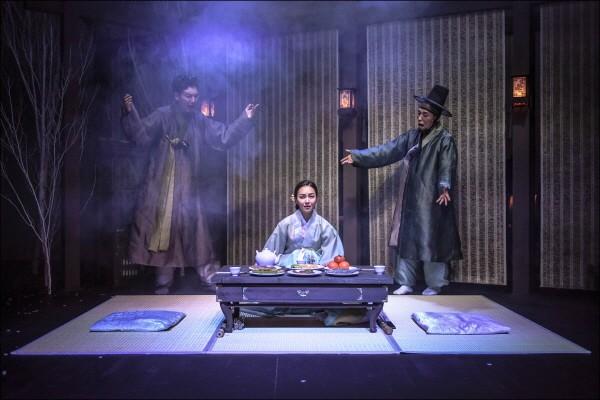 '적로' 공연사진. 사진=서울돈화문국악당 제공