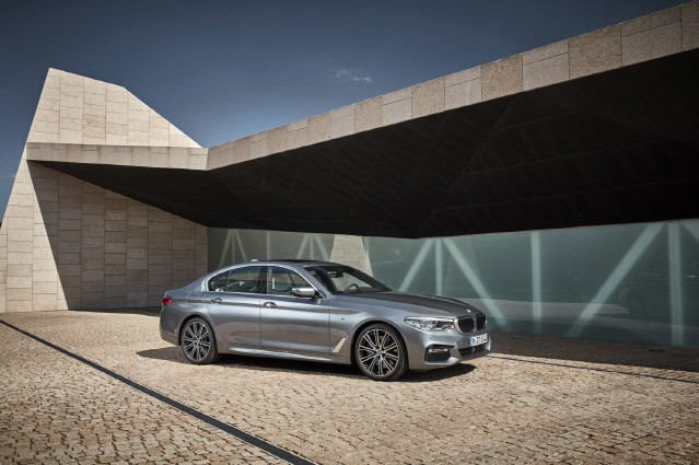BMW 520d, 수입 단일모델 누적 판매 1위 등극