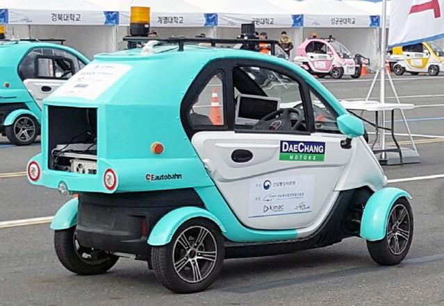 자율주행자동차 vs 인간, 승자는?