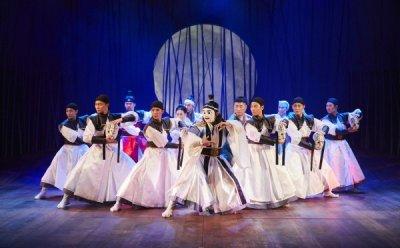 [ET-ENT 뮤지컬] 정동극장 창작탈춤극 '동동' 세계 초연 탈춤 댄스 뮤지컬