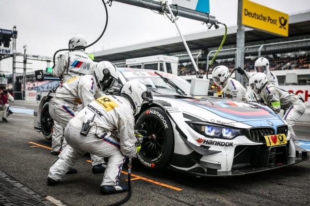 한국타이어 후원 DTM 레이싱카, 일본 슈퍼 GT서 테스트 주행