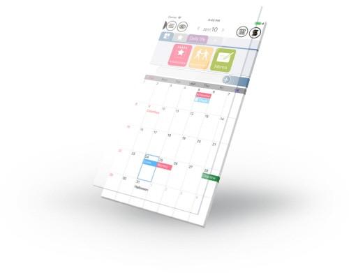 소프트씨드, 일정 관리 어플 '굿캘린더' IOS 버전 론칭