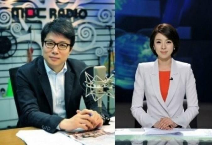 """배현진·신동호 MBC의 배신남매? """"신동호의 완장질..부역체제의 공주 배현진"""""""