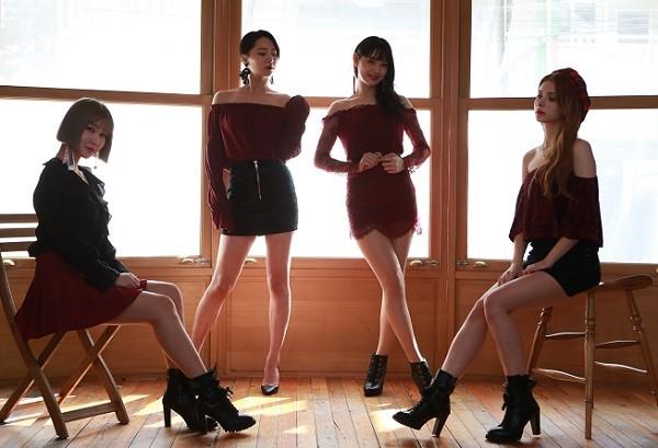 중국·러시아...글로벌 걸그룹 오마주,  오늘(15일) 신곡 '탬버린' 발매