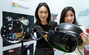 VR과 AR 아우르는 MS 윈도우 MR, 국내 본격 진출