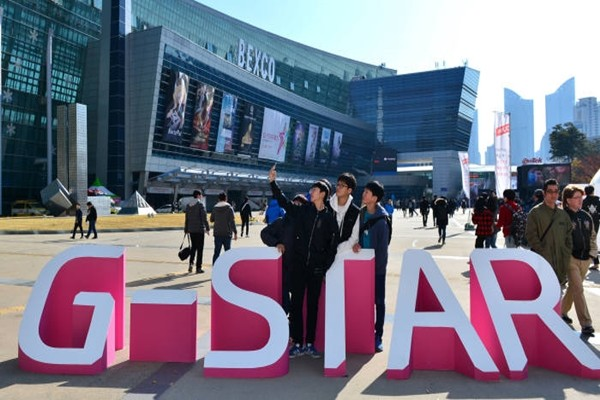 Spectators who visited G-STAR 2017.  Staff Reporter Yoon, Sunghyeok   shyoon@etnews.com