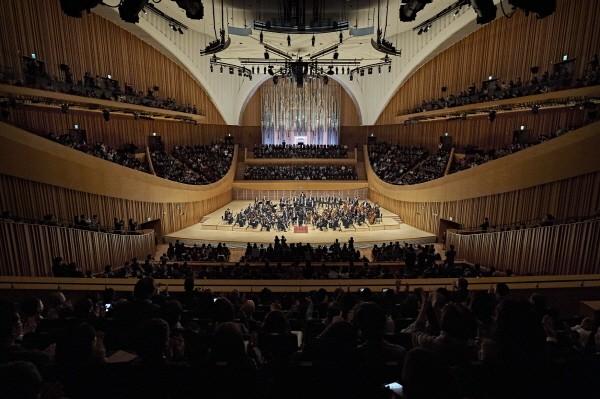 'SBS 창사 27주년 기념 다니엘레 가티&로열 콘세르트헤바우 오케스트라' 공연사진. 사진=롯데콘서트홀 제공