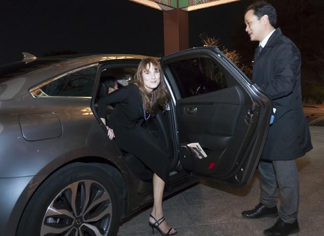 르노삼성, '프렌치 시네마 투어 2017' SM6 의전차 지원