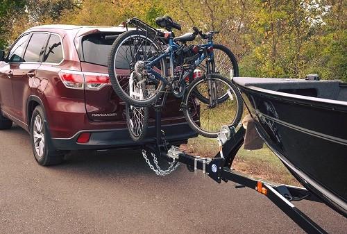 오토캠핑을 즐기는 캠퍼들에게 가장 중요한 '트레일러 견인장치' 눈길