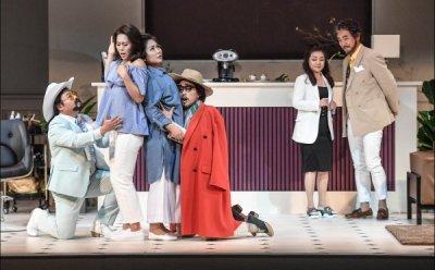 [ET-ENT 오페라] 서울시오페라단 '코지 판 투테(여자는 다 그래)' 소극장 오페라로 만나는 모차르트의 감성