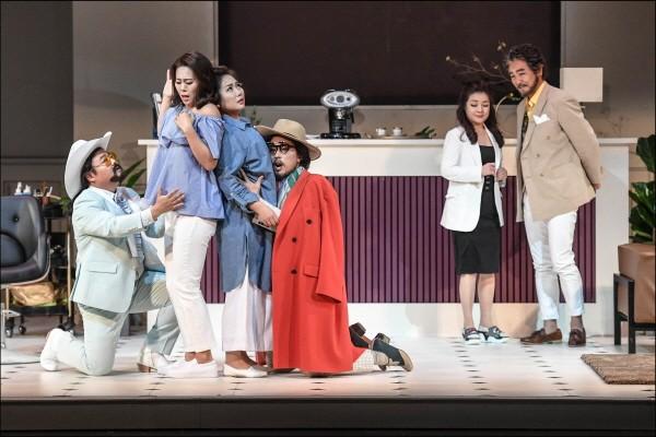 '코지 판 투테' 공연사진. 사진=세종문화회관 제공