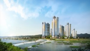브랜드로 돋보이는 미래가치 코오롱글로벌, '안동 코오롱 하늘채' 주목